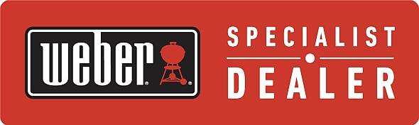 Weber Specialist Dealer Logo