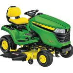 John Deere X350 Ride-On Lawn Mower