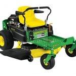 John Deere Z355E Zero Turn Lawn Mower
