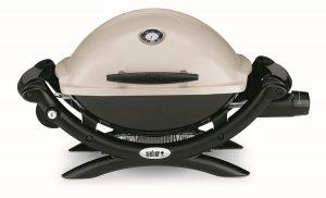 Weber Baby Q Premium BBQ 1200 Titanium