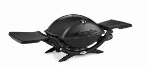 Weber Q Premium BBQ 2200 Black