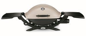 Weber Q Premium BBQ 2200 Titanium