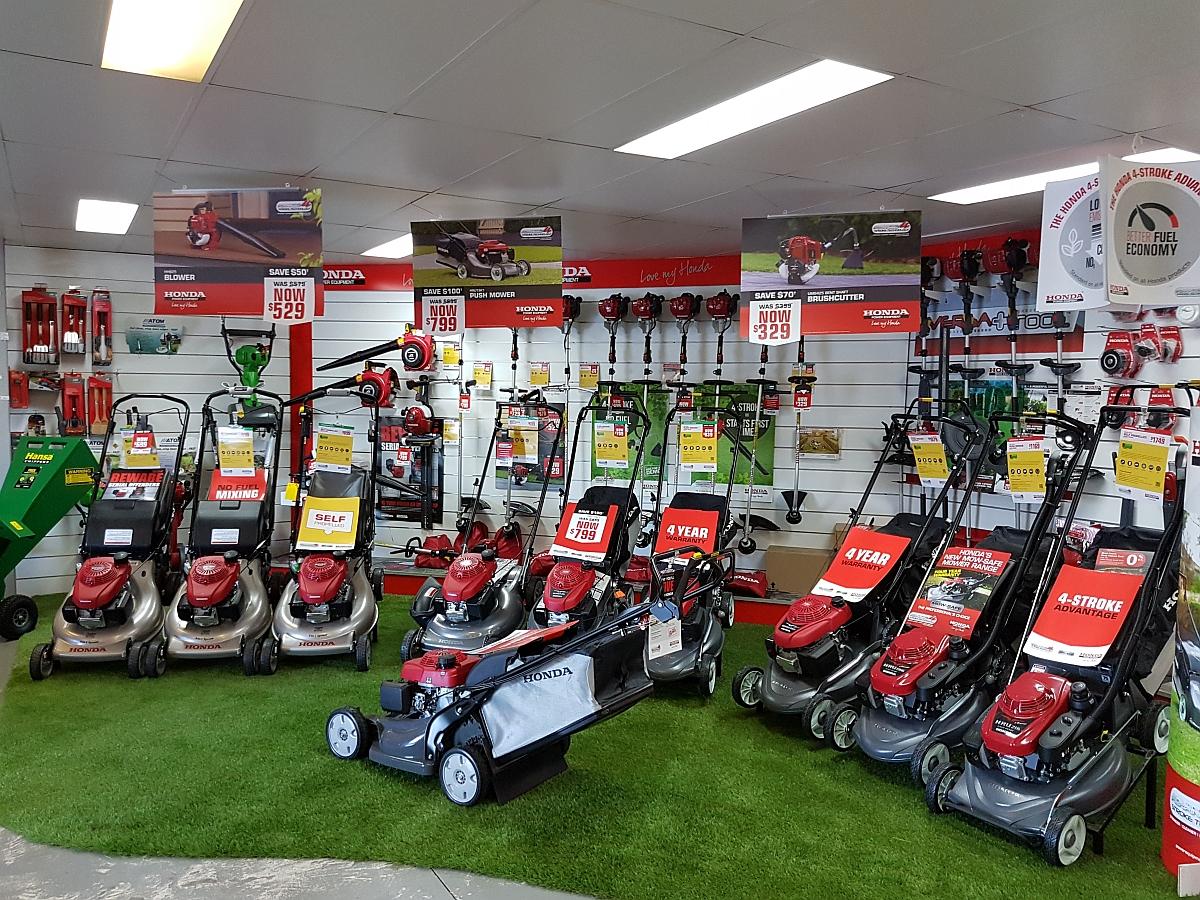 Marvelous Showroom Honda Lawn Mowers